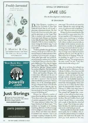 September 15, 2003 P. 50