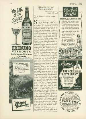 May 6, 1950 P. 100