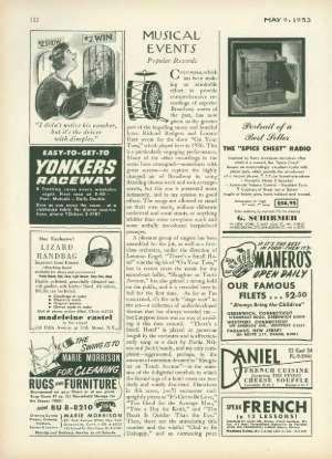 May 9, 1953 P. 122