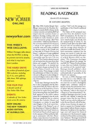 July 25, 2005 P. 42