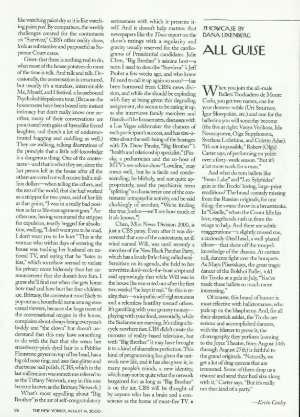 August 14, 2000 P. 86