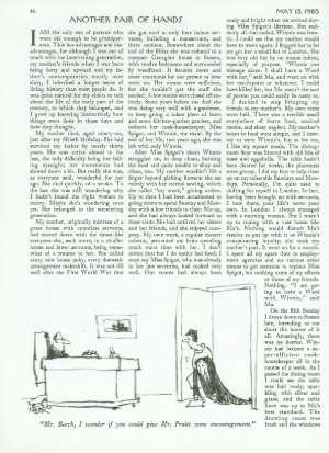 May 13, 1985 P. 46
