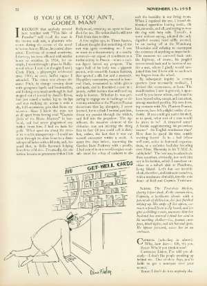 November 15, 1958 P. 52