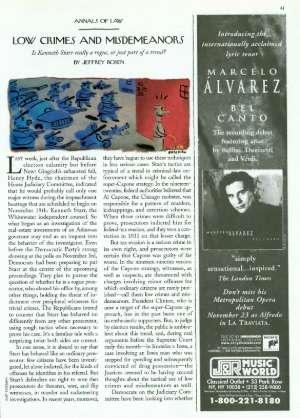 November 16, 1998 P. 41