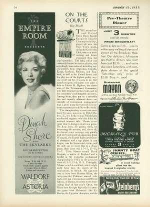 January 15, 1955 P. 74
