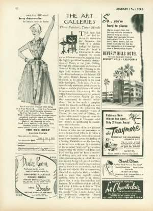 January 15, 1955 P. 82