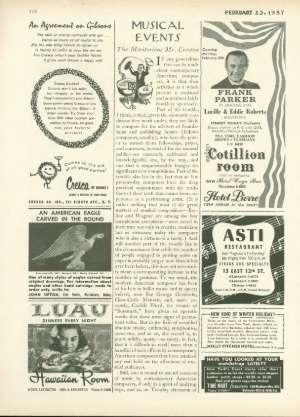 February 23, 1957 P. 116