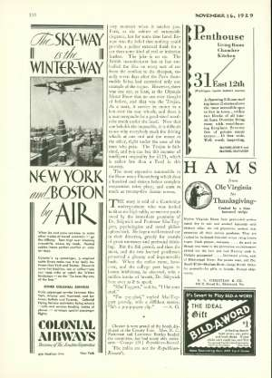 November 16, 1929 P. 110
