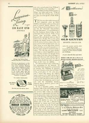 August 25, 1951 P. 63