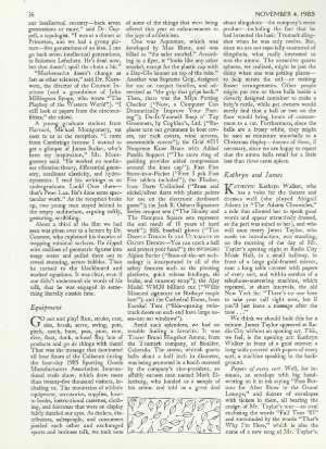 November 4, 1985 P. 36