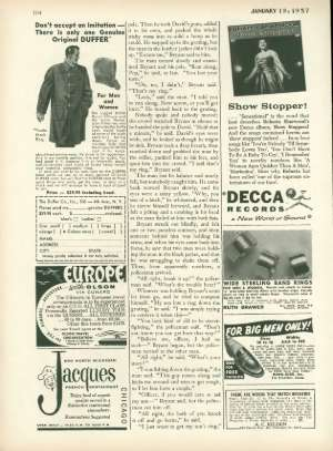 January 19, 1957 P. 105