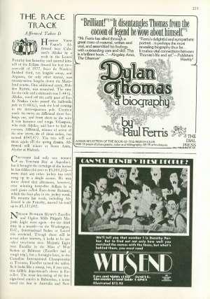 November 7, 1977 P. 215