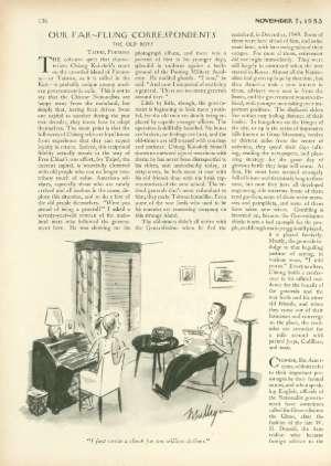 November 7, 1953 P. 136
