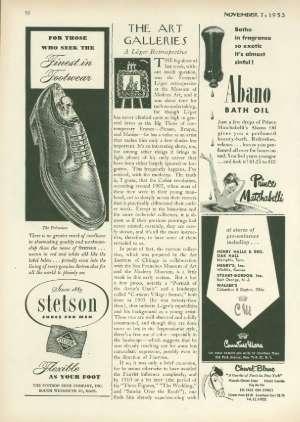 November 7, 1953 P. 90