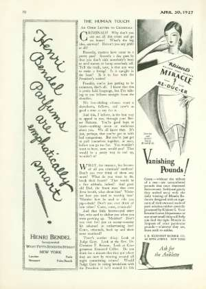 April 30, 1927 P. 70