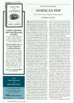 April 23, 2001 P. 74
