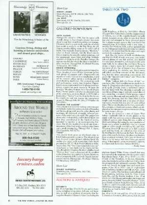 January 22, 2001 P. 16