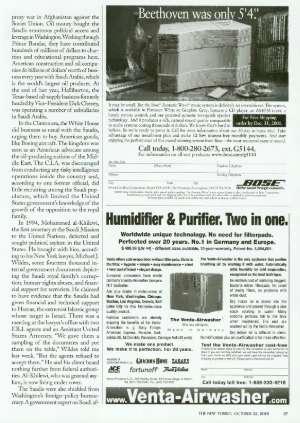 October 22, 2001 P. 36