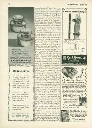 November 14, 1953 P. 93