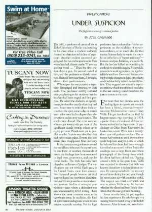 January 8, 2001 P. 50