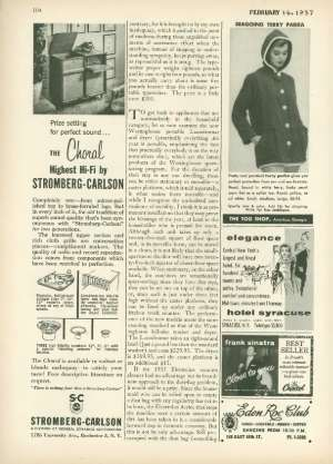 February 16, 1957 P. 105