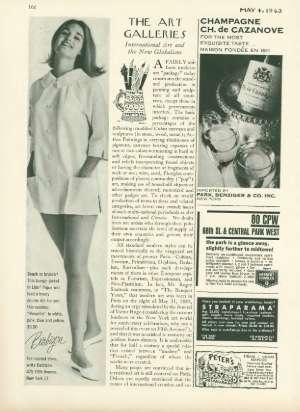 May 4, 1963 P. 166