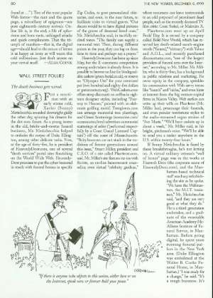 December 6, 1999 P. 50