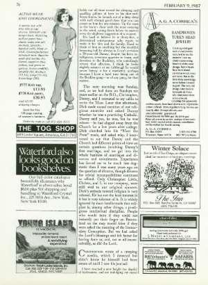February 9, 1987 P. 77