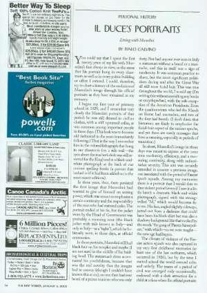 January 6, 2003 P. 34