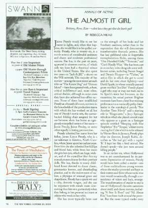October 20, 2003 P. 96