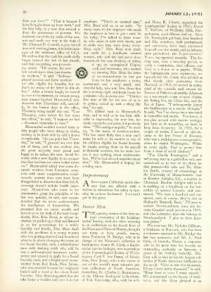 January 13, 1951 P. 20