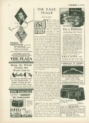 February 3, 1951 P. 74