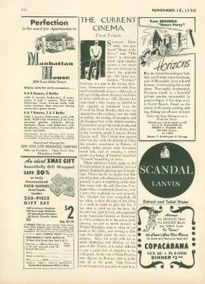 November 18, 1950 P. 176