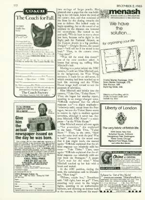 December 2, 1985 P. 113