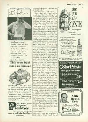 August 15, 1953 P. 53