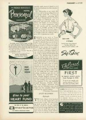 February 1, 1958 P. 82