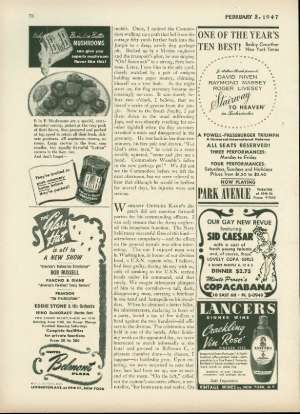 February 8, 1947 P. 76