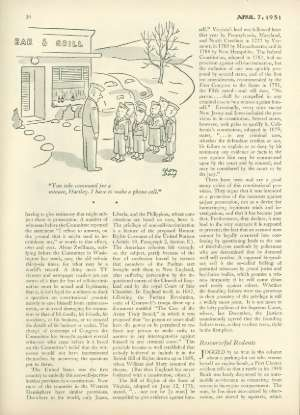 April 7, 1951 P. 30