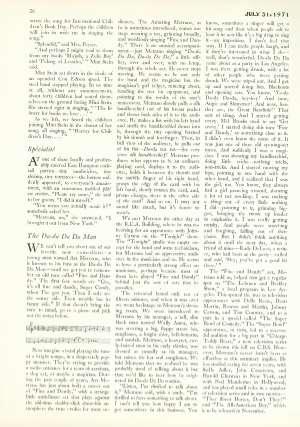 July 31, 1971 P. 26