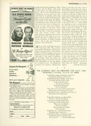November 3, 1951 P. 141
