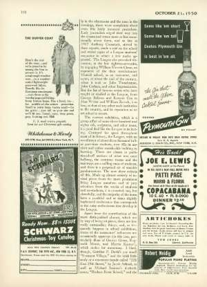 October 21, 1950 P. 109