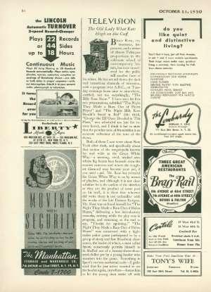 October 21, 1950 P. 84