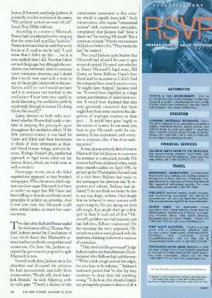 January 15, 2001 P. 47
