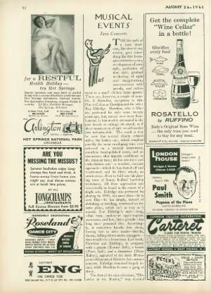 August 26, 1961 P. 92