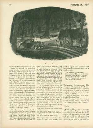 February 15, 1947 P. 22