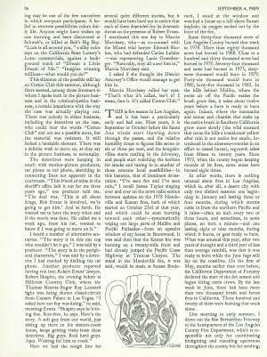 Letter from los angeles the new yorker september 4 1989 p 96 spiritdancerdesigns Gallery