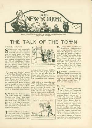 December 5, 1925 P. 1