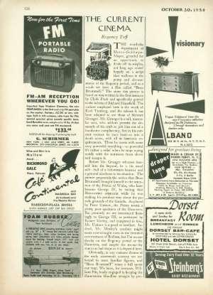 October 30, 1954 P. 126