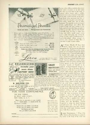 January 25, 1947 P. 67