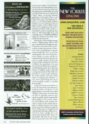 December 1, 2003 P. 107